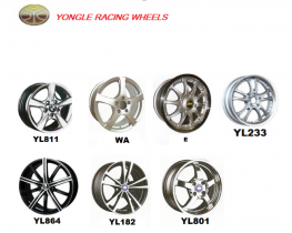 Yongle Racing Wheels